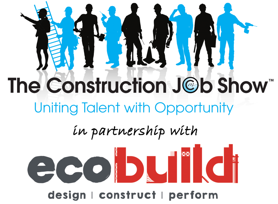 Construction Job Show website